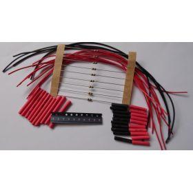 Micro Led Type B Rose à Câbler - Par sachet de 10