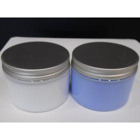 Silicone Bi Composant deux pots de 300 ml blanc/bleu