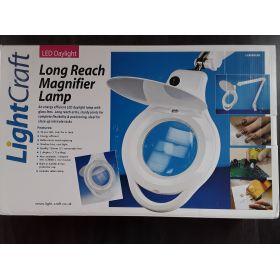 Lampe loupe avec bras Articulé extensible
