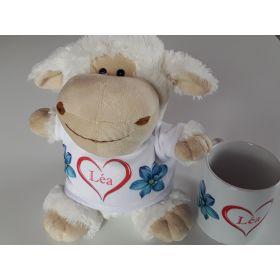Peluche Mouton plus Mug