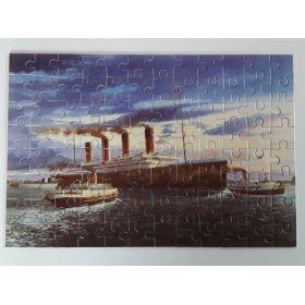 Puzzle 96 pièces
