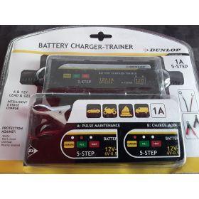 Chargeur batterie-moniteur