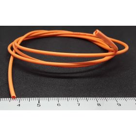 Gaine Thermorétractable 1.6mm  Orange