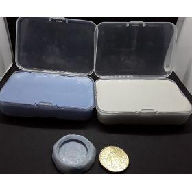 Pâte silicone bi composante
