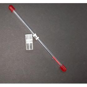 Aiguille et buse pour aérographe double action 0,2 mm