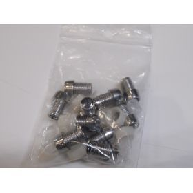 Support en métal pour led 5 mm  X10