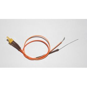 Led Canon Long 2mm Clignotante Orange Diffusant