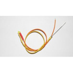 Led 1,8mm Jaune Ambre Diffusant
