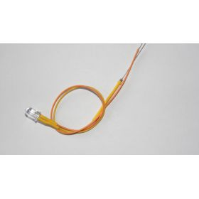 Led 5mm Jaune Ambre