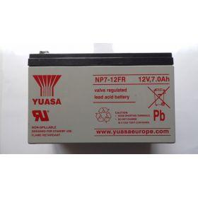 Batterie Rechargeable 12v 7,0 Ah Yuasa