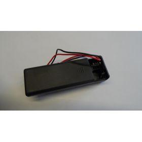 Boitier Ferme Interrupteur 3v Piles AAA