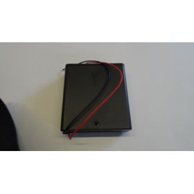 Boitier Ferme Interrupteur 6v Piles AAA