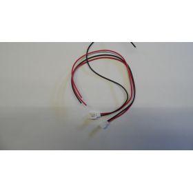 Connecteur 8x3 mm Longueur 10mm Avec Fil Male/femelle
