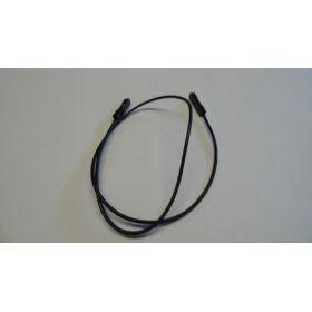 Connecteur Femelle/femelle fil Noir