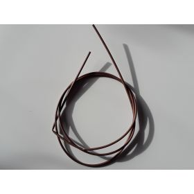 Gaine Thermoretractable 1,6mm Marron