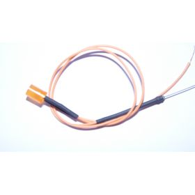 Led Tube Cylindrique 5mm Orange Diffusant