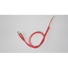 Led Grand Angle 5mm Rouge