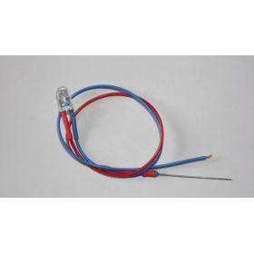 Led Clignotante 5mm Rouge Et Bleue