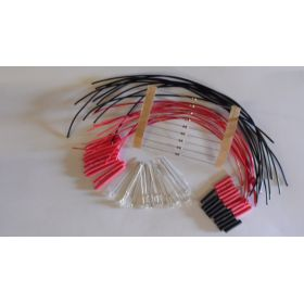 Led 1,8mm Rouge à Câbler - Par sachet de 10